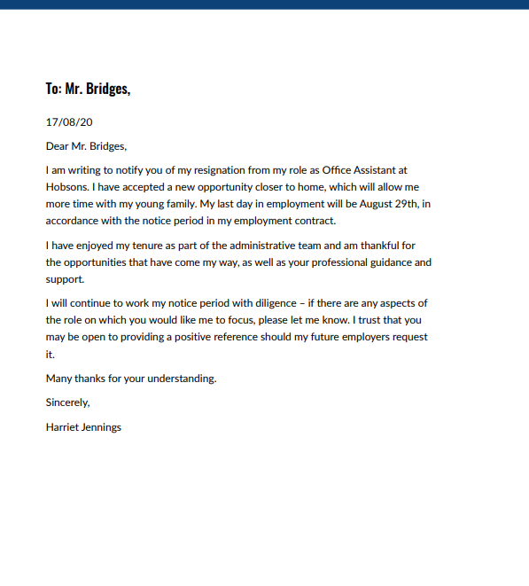 Resignation Letter Free Samples from 40209.cdn.cke-cs.com